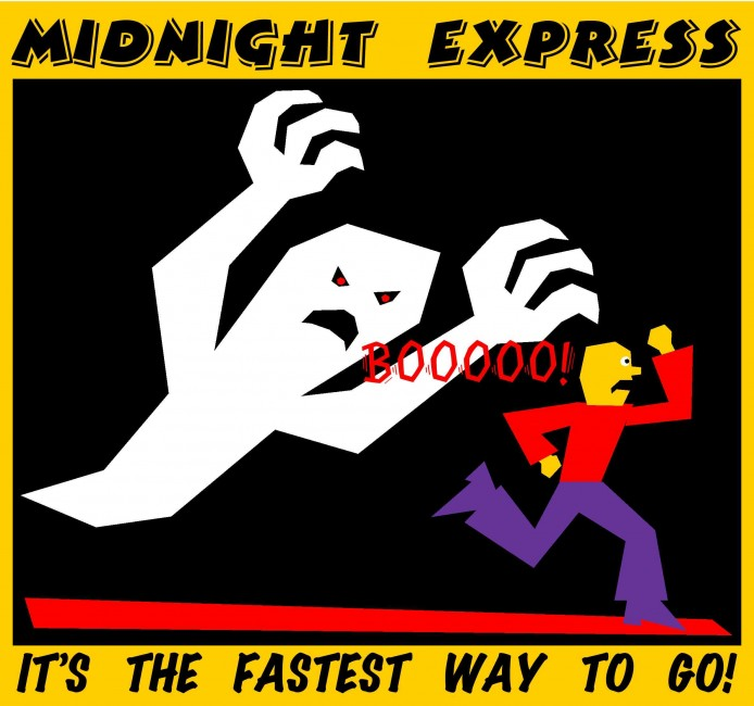 Midnight Express Ghost