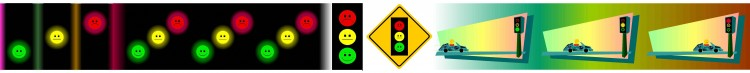 Moody Stoplight Night Moods and Psych Moods