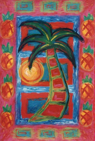 Expressionistic Palm 1