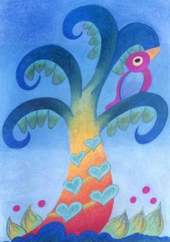 Palm Bird