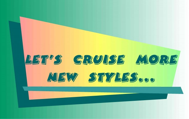 Cruise More New Styles