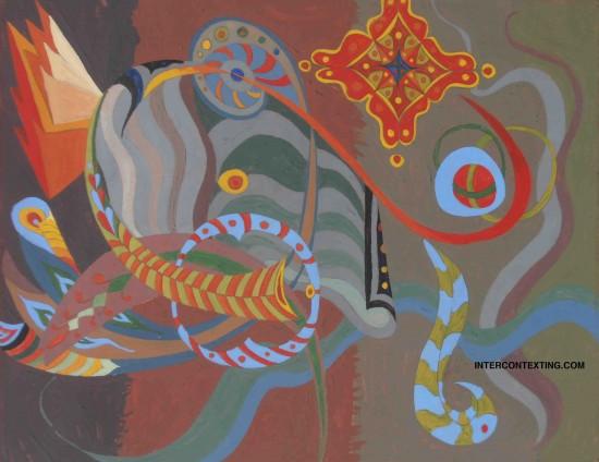 Surreal Gestalt Painting1