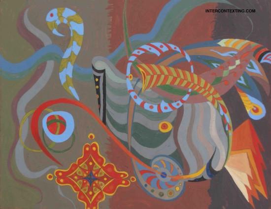 Surreal Gestalt Painting2